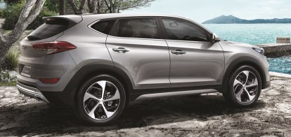 Tucson 2.0 CRDI Diesel Optional 19-inch rims_BM