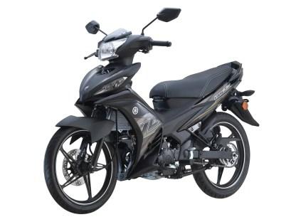 Yamaha Y135LC 2017 Black BM-1