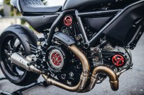 2017 Rough Crafts Jab Launcher Ducati Scrambler Icon - 9