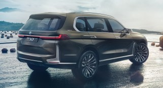 BMW Concept X7 iPerformance 2