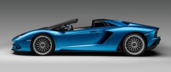 Lamborghini Aventador S Roadster 3
