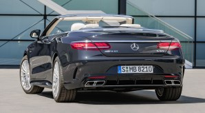 Mercedes-AMG S 65 Cabriolet, 2017