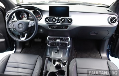 Gallery Mercedes Benz X Class X220d And X250d