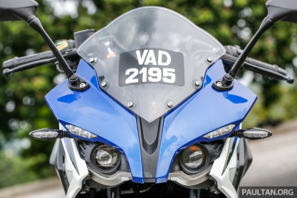 REVIEW: 2017 Modenas Pulsar RS200 - RM11,342
