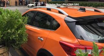 New Subaru XV spotted in Malaysia 3