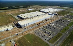 South Carolina Plant Expansion