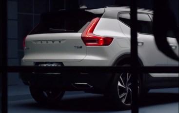 Volvo XC40 leak 3