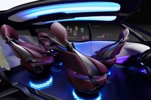 2017 Toyota Fine-Comfort Ride Concept