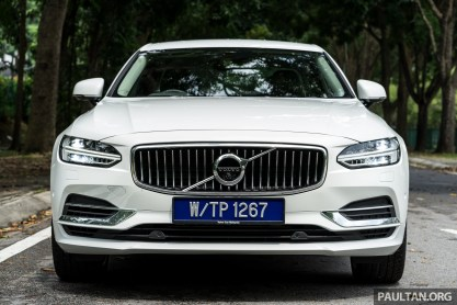 2017 Volvo S90 T8 Twin Engine Inscription