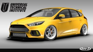 Ford Focus ST SEMA 2017 BM-3