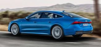 2018 Audi A7 Sportback Launch