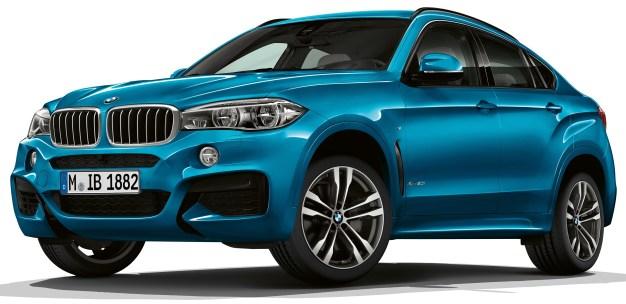 BMW-X6-xdrive50i-front