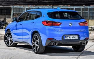 F39 BMW X2 sDrive20i M Sport 13