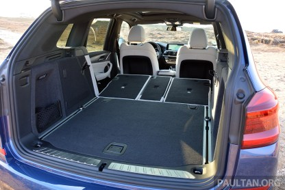 G01 BMW X3 Review 33