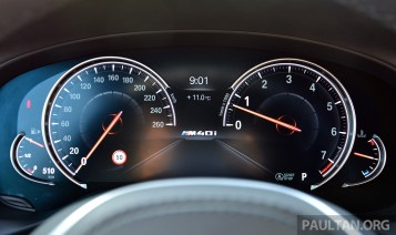 G01 BMW X3 Review 51