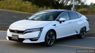 Honda Clarity FCV 1