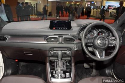 Mazda CX-8 TMS2017 14