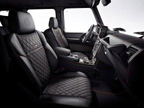 Die Mercedes-AMG G 65 Final Edition: Kraftvoll und kultiviert