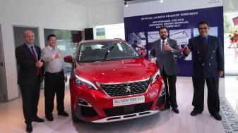 Peugeot Seremban Showroom Launch