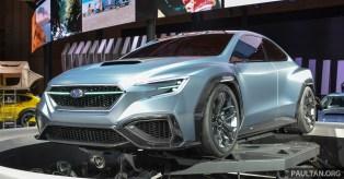 Subaru Viziv Performance TMS2017 1