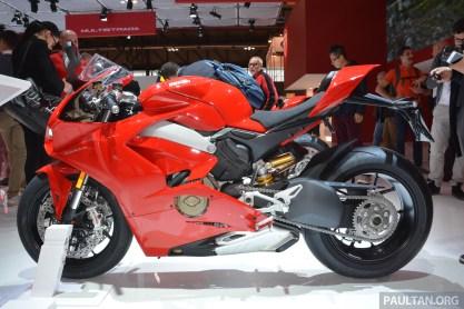 2017 EICMA - Ducati Panigale V4 -21