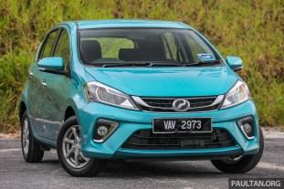 2018 Perodua Myvi 1.3 Premium X_Ext-2