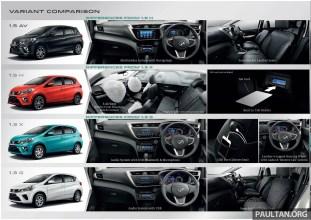 2018 Perodua Myvi brochure 17