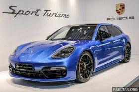 2018 Porsche Panamera Turbo Sport Turismo Preview_Ext-1