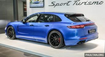 2018 Porsche Panamera Turbo Sport Turismo Preview_Ext-2
