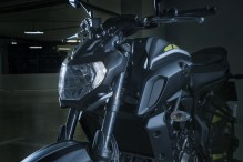 2018 Yamaha MT-07 Detail - 11