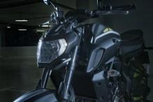 2018 Yamaha MT-07 Detail - 11