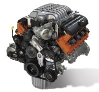 "The new Mopar ""Hellcrate"" HEMI® Engine kit provides relativ"
