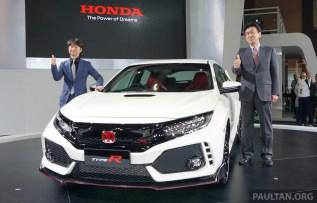 Honda Civic Type R Malaysia launch-1