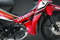 Honda Wave Alpha Red Special BM-2