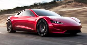 Tesla Roadster 4