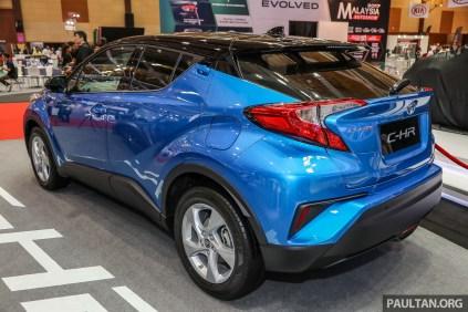 Toyota C-HR 2018_Ext-4Malaysia Spec BM