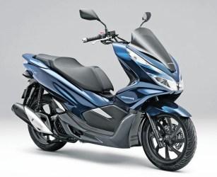 2018-Honda-PCX-Electric-Hybrid-2 BM