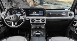 2019 Mercedes G-Class Interior-01