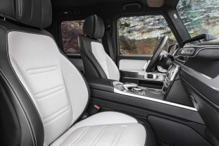 2019 Mercedes G-Class Interior-04