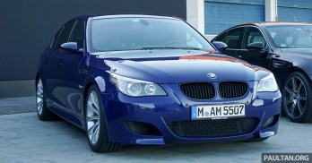 BMW M5 Heritage in Portugal 10