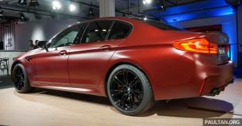 F90 BMW M5 First Edition 2