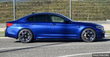 F90 BMW M5 in Portugal review PT 9