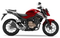 Honda CB500F_Candy Chromosphere Red
