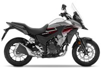 Honda CBR500X_Force Silver Metallic