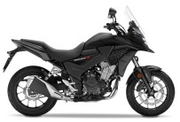 Honda CBR500X_Mat Gunpowder Black Metallic