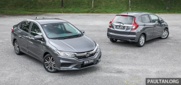 Honda City Jazz Hybrid Comparison-1