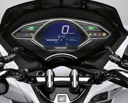 Honda PCX 2018 Indo BM-4