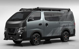 Nissan NV350 Grand Touring Concept