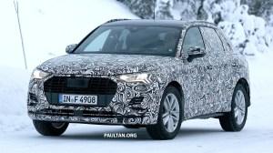 2018 Audi Q3 Spyshots-9
