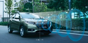 2018 Honda HR-V Vezel Japan 2